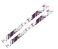 Rossignol Fun Girl Jr Skis + Xelium Saphir 45 Bindings 2015