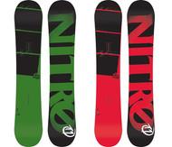 Nitro T1 Snowboard 2015