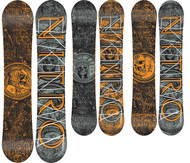 Nitro Swindle Snowboard 2015