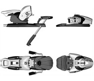 Salomon Z10 Ski Bindings 2015