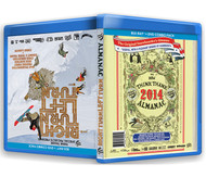 Almanac & Right Turn Left Turn Snowboard DVD/Bluray Combo 2015