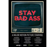 Stay Bad Ass Snowboard DVD 2015