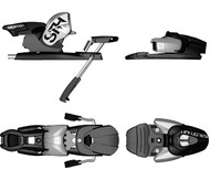 Salomon STH 10 Ski Bindings 2015