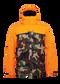 Safety Orange Colorblock