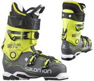 Salomon Quest Pro 130 Ski Boots 2015