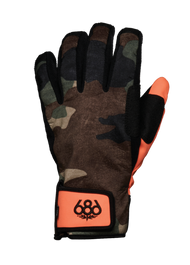 Hunter Canvas Camo