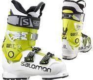 Salomon Quest Pro TR 110 Ski Boots 2015