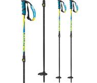 Salomon Q Vario ALU Adjustable Ski Poles 2015
