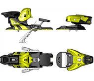 Salomon STH² WTR 16 Ski Bindings 2015