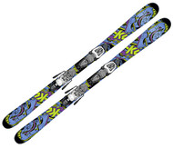 K2 Juvy Skis + Fastrak2 7 Bindings 2015