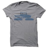 Spacecraft Snowcat Tshirt 2015