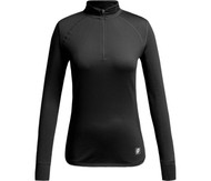 Orage Ecodry Zip Women's Baselayer Top 2015