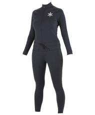 Hoodless Ninja Suit/Black