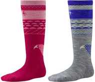 Smartwool Wintersports Fox Kid's Socks 2015
