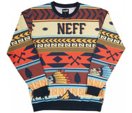 Neff Buffalo Desert Crew Sweater 2015
