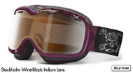 Oakley Stockholm Goggles 2009- Wine with Vines