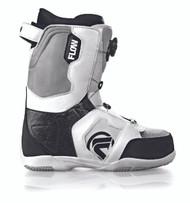 Flow ANSR Boa White Snowboard Boots 2011