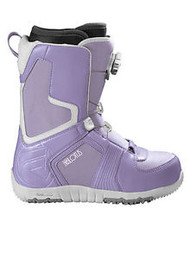 Flow Lotus Womens Boa Lilac/White Snowboard Boots 2012