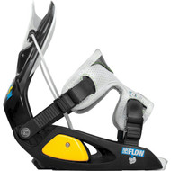 Flow Micron Snowboard Bindings Youth 2012