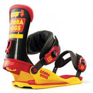Union Cobra Dog Snowboard Bindings 2013