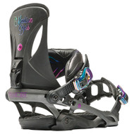 Rome Madison Boss Women's Snowboard Bindings Black 2015