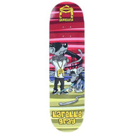 Sk8mafia Larelle Gray Sk8rat Skateboard Deck 2015