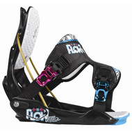 Flow Black Gem Snowboard Bindings Women's 2013