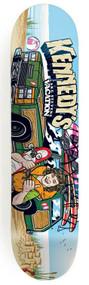 Girl Kennedy Be Kind Rewind Skateboard Deck 2014