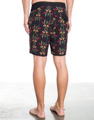 Ezekiel Black Kona Boardie Shorts 2015