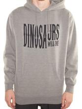 Dinosaurs Will Die Chocolate Brat Pullover 2014