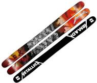 Armada Metallica + JJ 2.0 Skis 2016