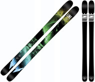 Line Supernatural 92 Lite Skis 2016