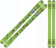 Line Future Spin Shorty Youth Skis 2016