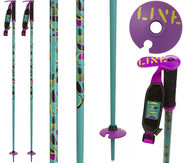 Line Hairpin Women's Ski Poles 2016
