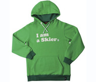 Line I am a Skier Women's Pullover Hoodie 2016