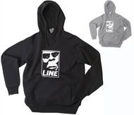Line Sender Pullover Hoodie 2016