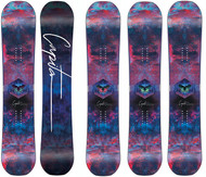 CAPiTA Space Metal Fantasy Women's Snowboard 2016