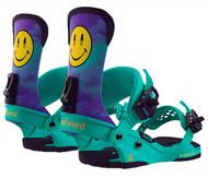 Union Danny Kass Blazed & Confused Snowboard Bindings 2016