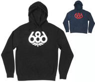 686 Wreath Pullover Hoody 2016