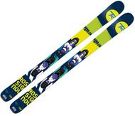 Rossignol Terrain Baby Boy's Skis + Comp J 45 Bindings 2016