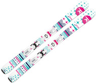 Rossignol Terrain Baby Girl's Skis + Saphir 45 Bindings 2016