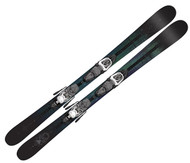 K2 Shreditor 75 Jr Skis + Fastrak2 7 Bindings 2016