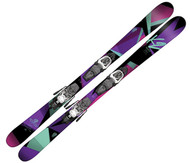 K2 Remedy 75 Jr Girls Skis + Fastrak2 7 Bindings 2016