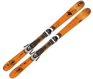 K2 Juvy Jr Skis + Fastrak2 7 Bindings 2016