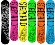 Stepchild Dirtbag Snowboard 2016