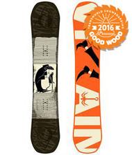 Salomon The Villain Snowboard 2016