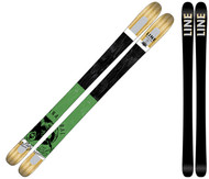 Line Supernatural 92 Skis 2017