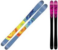 Line Pandora 95 Women's Skis 2017