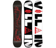 Salomon The Villain Snowboard 2017
