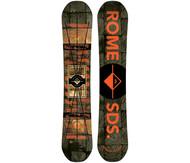 Rome Reverb Rocker Snowboard 2017
